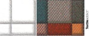 La simulation d'un tissu relief_Textile Addict