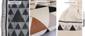 motif tisse tricote imprime_Textile Addict