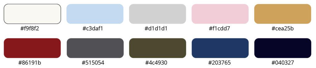gamme couleur concours 2020_TextileAddict