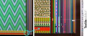 option mise en carte jacquard maille_TextileAddict