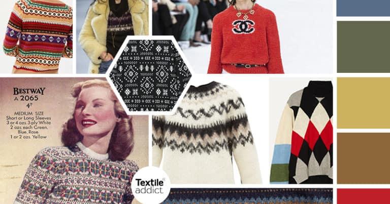 tendance pull jacquard _TextileAddict