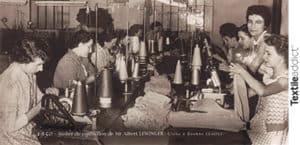 histoire bonneterie roanne atelier de confection Lewinger_TextileAddict