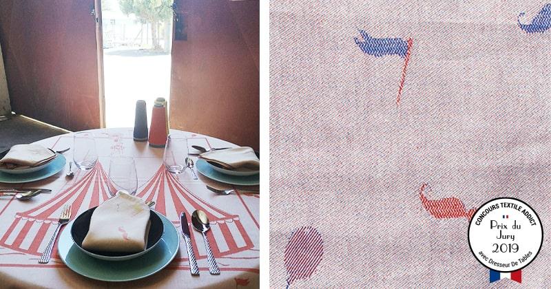 motif jacquard prix jury concours textileaddict 2019